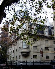 Esquina Sarmiento (Gabriela Andrea Silva Hormazabal) Tags: argentina edificios buenosaires ayacucho sarmiento construcciones capitalfederal