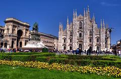 Milano (socrates197577) Tags: nikon day milano clear hdr citt photomatix