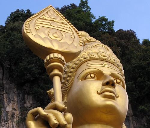 Muguran Gold Face