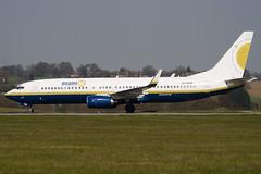 N733MA - 30619 - Miami Air - Boeing 737-81Q - Luton - 100423 - Steven Gray - IMG_0369