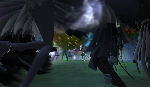 organica and the gray people