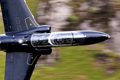 Hawk Aircrew Close up..! (PhoenixFlyer2008) Tags: wales speed training flying loop hawk low level valley raf mach aircrew lfa7