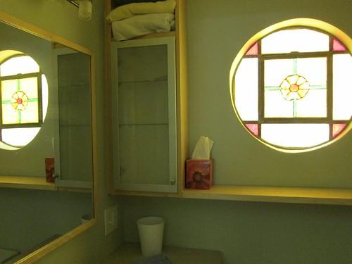 Bob's bathroom
