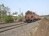 Twin BSL (kshitijwap4) Tags: trains nagpur indianrailways irfca