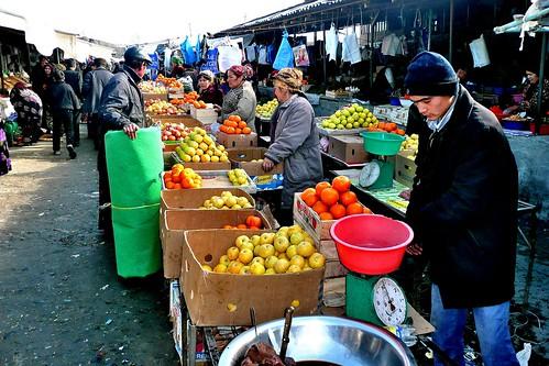 Fruit - Urgut, Uzbekistan