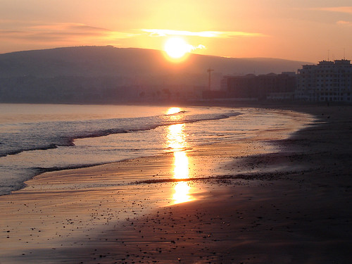 Tangier Sunrise