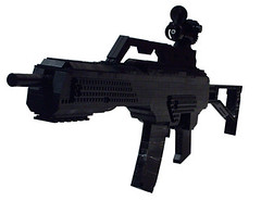 G36k (Battledog) Tags: life gun lego 11 sized g36k