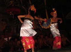 バリ島の伝統芸能