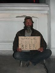I gave him $5