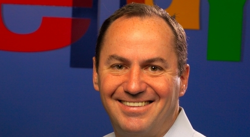 CFO Bob Swan