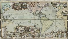 Carta curiosa del Mar del Sur