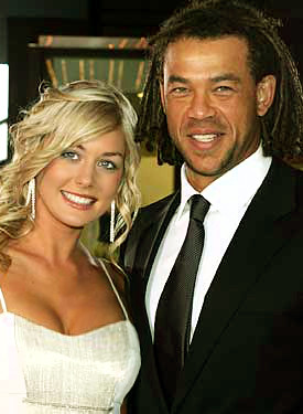 andrew symonds girlfriend