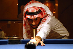 (aZ-Saudi) Tags: pool ball player arabic saudi arabia billiards ksa alhasa          arabin   arabs