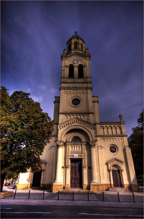 Kościół Podwyższenia św. Krzyża