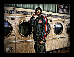 Bankhead Laundromat (Proph Bundy) Tags: atlanta portrait urban atl hood hip hop rap laundromat rapper ghetto bundy bankhead proph bowenhomes prophbundy manedarolla