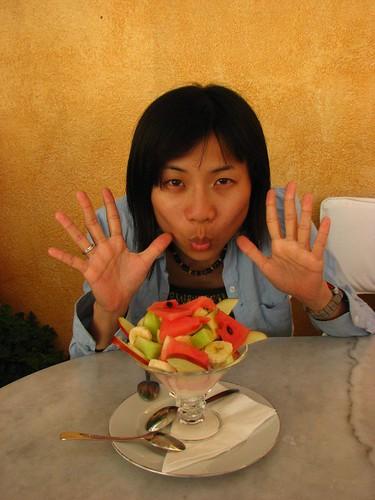 在伊亞吃了最貴的一餐 (2)