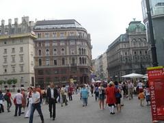 stephens Square (SaudiSoul) Tags: vienna wien summer square austria stephens mozart النمسا ساحة فيينا ستيفن