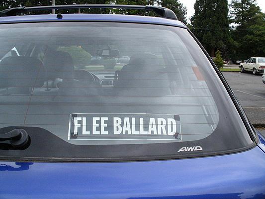 Flee Ballard