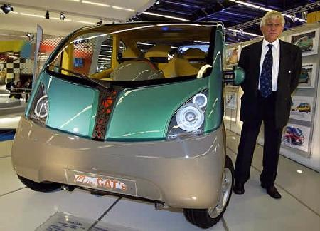 Compressed Air Car