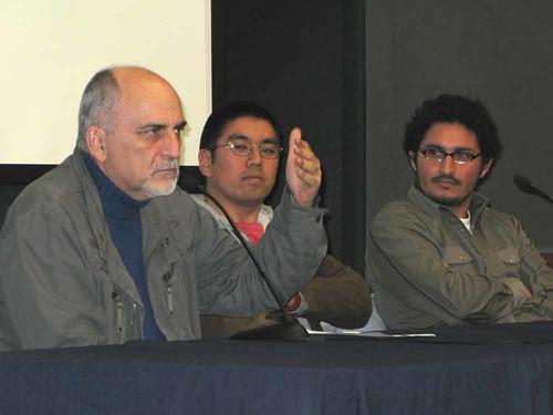 Charlas de cine: Estética en el cine peruano