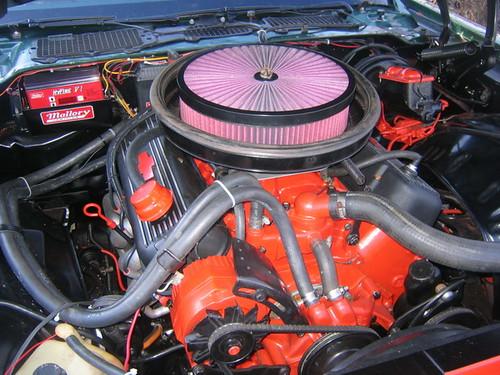 Sbc Pcv Valve Locationon Corvette Air Pump Diagram