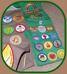 Girl Scout Sashes