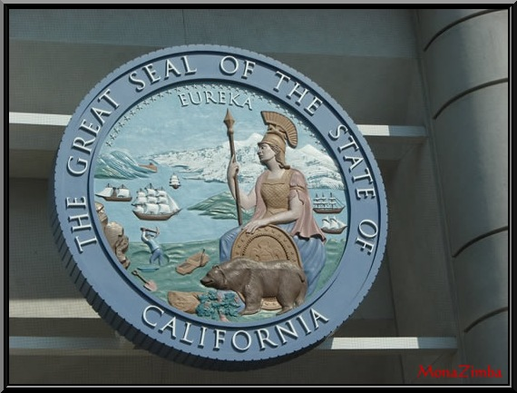 The Seal of California