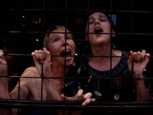 Moose and Jemima get stuck in jail
