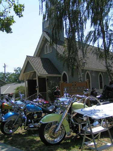 biker church