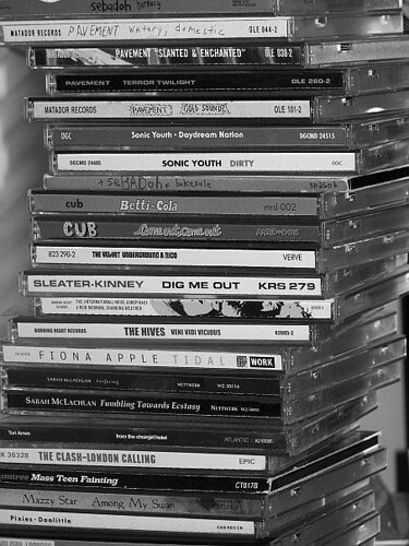 stack-o-discs