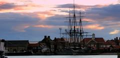 HMS Trincomalee (Krimos) Tags: marina trincomalee hartlepool