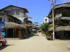 Ecuador: Montañita