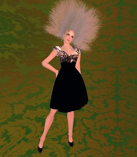 Di chantilly dollarbie dress2