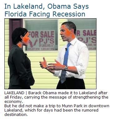 Ledger Orange Obama