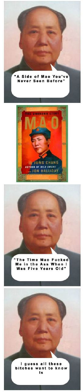 Chairman Mao explains it all 2