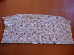 hazel carter shetland shawl