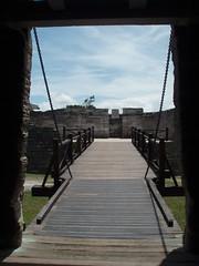 Castillo de San Marcos, St Augustine, Florida (Don McDougall) Tags: castillo de san marcos st augustine castillodesanmarcos donmcdougall mcdougall castle fort florida usa drawbridge ramparts moat