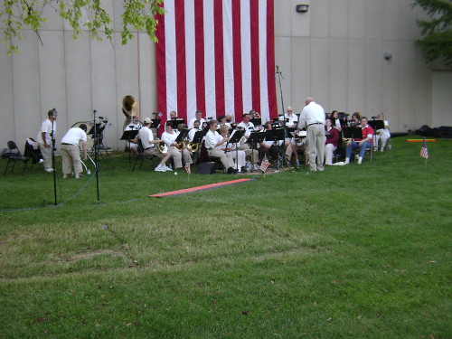 July 4th Celebration at Manchester College
