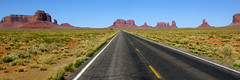 Valley of the Rocks - Monument Valley (anadelmann) Tags: road usa canon landscape utah ut rocks navajo monumentvalley landschaft canonpowershot felsen monumentvalleynavajotribalpark v1000 g9 valleyoftherocks strase mywinners tsbiindzisgaii anawesomeshot theunforgettablepictures canonpowershotg9 anadelmann f5099 nxpl