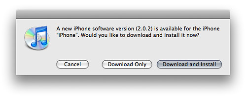 iPhone firmware 2.0.2