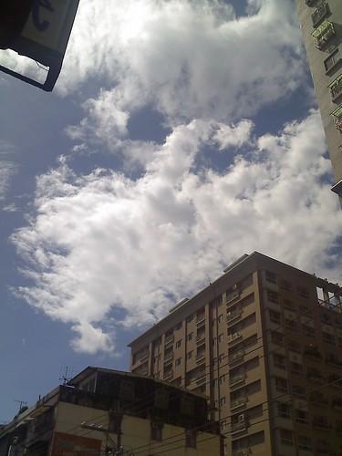 偷一點天空來呼吸
