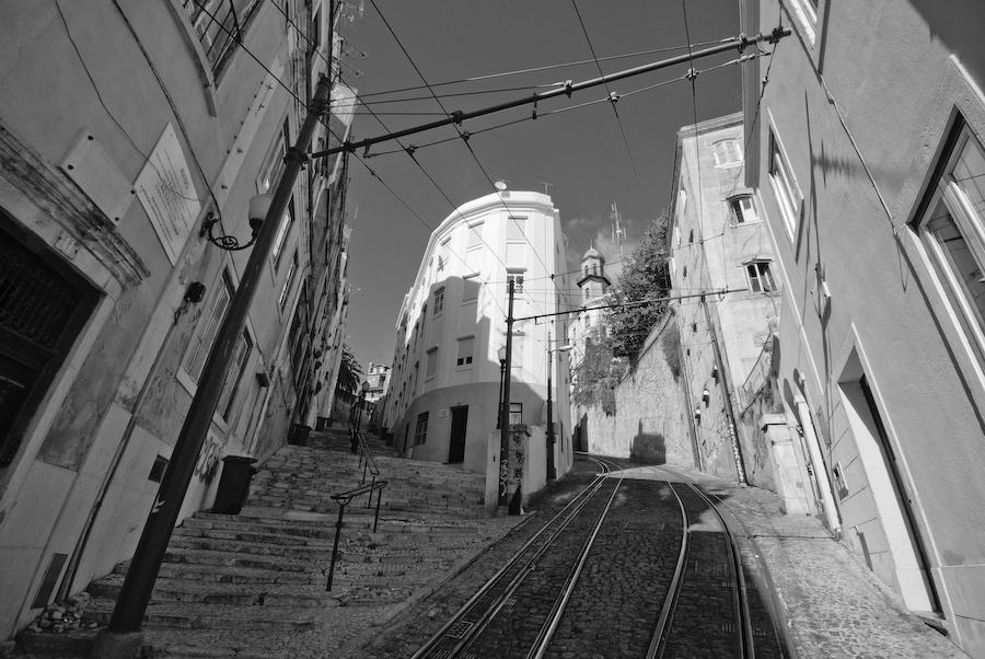 Carris na Calçada do Lavra