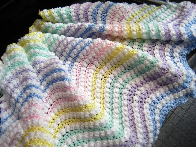 Ravelry Rainbow In The Clouds Pattern By Tammy Kreimeyer
