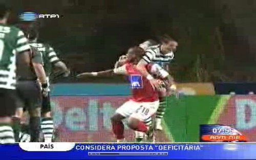 Penalti Sporting