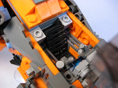 Inside the cockpit (Lonnon Foster) Tags: fighter lego space