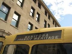 Manitoba Transit Heritage Association