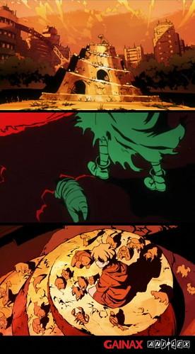 080915 - 劇場版『天元突破グレンラガン 紅蓮編』特製MV『グレパラ系列』第8集《完結篇》正式首播