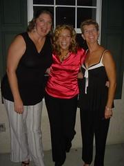 Stacy, Cathie, Mom Lebbon by fusionmonkey