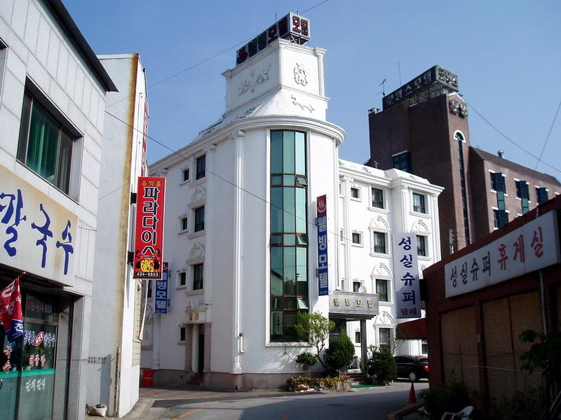 Wel-Being Motel(Namwon)