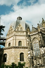 Aachen Cathedral, September 2008.